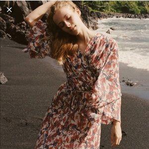 Doen Sienna Wrap Dress XS